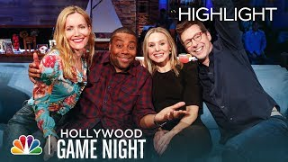 "Kristen Bell, Jennifer Garner and More Play ""Popped Quiz"" for Red Nose Day - Hollywood Game Night"
