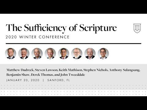 2020 Winter Conference: Steven Lawson