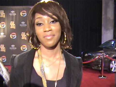 Dondria [So So Def] (Soul Train Awards Red Carpet)