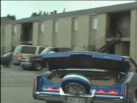 J-Dawg, Feat. Slim Thug - RIDE ON 4'S Video - dir by Massa Mohawk