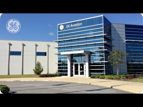 GE Aviation's Auburn Additive Production Plant