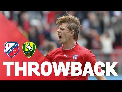 THROWBACK | FC Utrecht - ADO Den Haag (2003/2004)