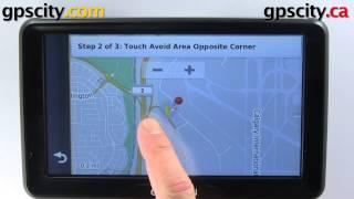 Garmin nuvi 2797LMT: Navigation Settings with GPS City