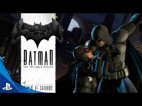Batman: The Telltale Series Trailer