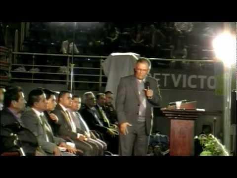 Hno Álvaro Torres - Predica Último Culto - IX Convención