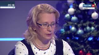 Актуальное интервью — Наталия Смигасевич