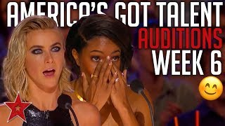 America's Got Talent 2019 Auditions! | WEEK 6 | Got Talent Global