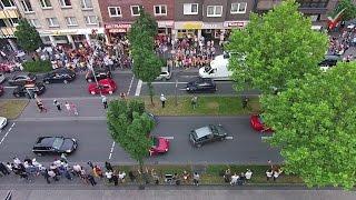 NRWspot.de | Deutschland – Frankreich 1:0 – Feierstimmung am Graf-von-Galen-Ring in Hagen