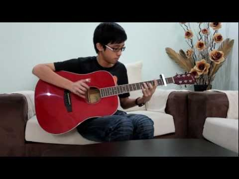 依然愛你 (王力宏)Still In Love With You (Leehom Wang) -  arr. by JoeSiang 卓祥 ♪(Percussive Fingerstyle 吉他版)