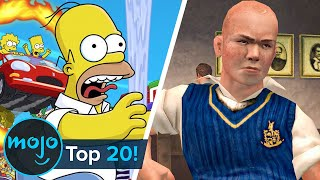Top 20 Amazing Video Games That Never Got a Sequel