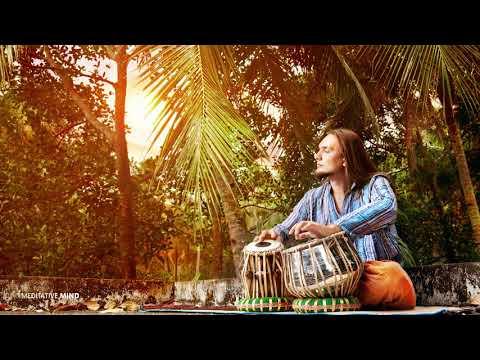 Hang Drum + Tabla    Pure Positive Energy Meditation Music    Namaste Music, Yoga Music