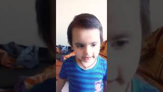 2 year baby singing song Johnny Johnny yes papa full 🔥🔥
