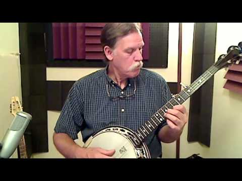 Mark Bridge presents a variety of musical genres on a variety of banjos.