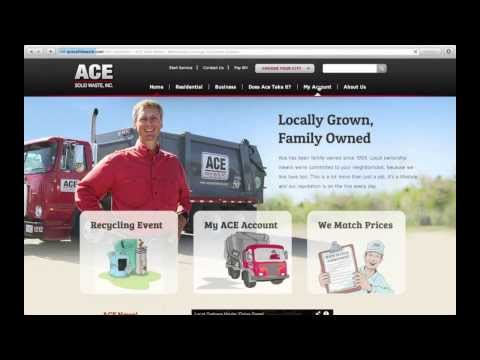 How To Set Up an Ace Account
