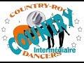 OPEN HEART COWBOY Line Dance (Demo & Teach in French)