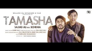 Tamasha – Sajjad Ali Ft Bohemia Video HD