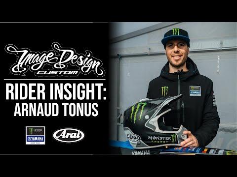 Rider Insight: MXGP - Arnaud Tonus - Image Design Custom