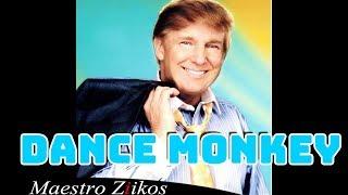 TONES AND I - DANCE MONKEY (Donald Trump Cover)