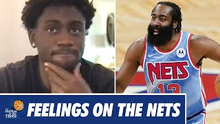 How Does Caris LeVert Honestly Feel About The Nets After Being Traded For James Harden   JJ Redick