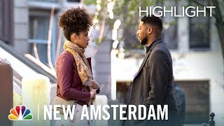 Reynolds Proposes to Evie - New Amsterdam (Episode Highlight)
