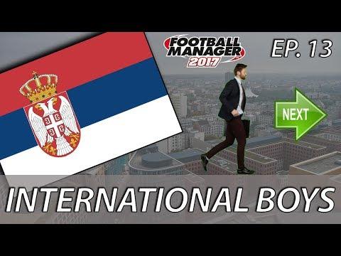 International Boys | Episode 13 | OPPORTUNITY | Football Manager 2017