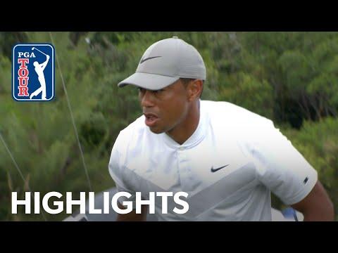 Tiger Woods' highlights   Round 2   Hero 2019