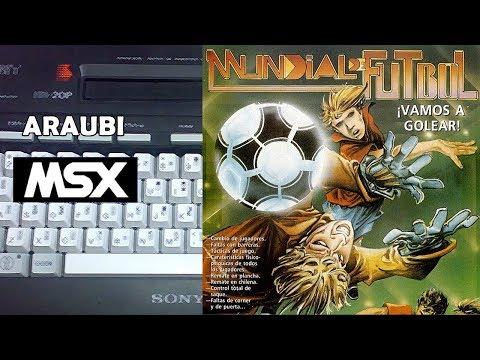 Mundial de Futbol (Opera Soft, 1990) MSX [065] El Kiosko