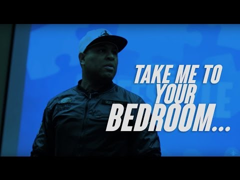 TGIM | TAKE ME TO YOUR BEDROOM...