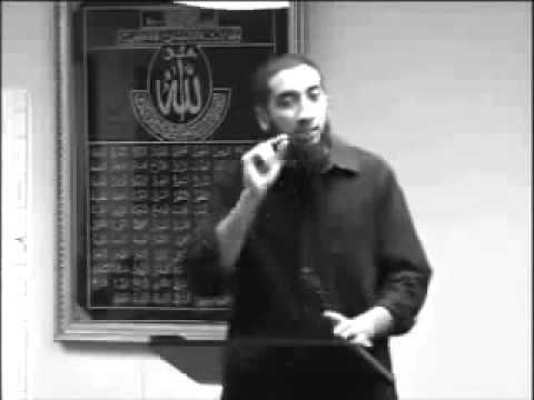Palindrome Miracle in Quran - Nouman Ali Khan