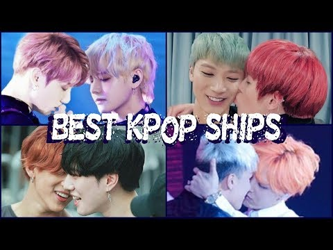 My TOP 10 - BEST KPOP MALE SHIPS ! (Updated video)