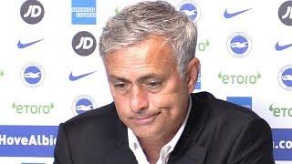 Brighton 3-2 Manchester United - Jose Mourinho Full Post Match Press Conference - Premier League