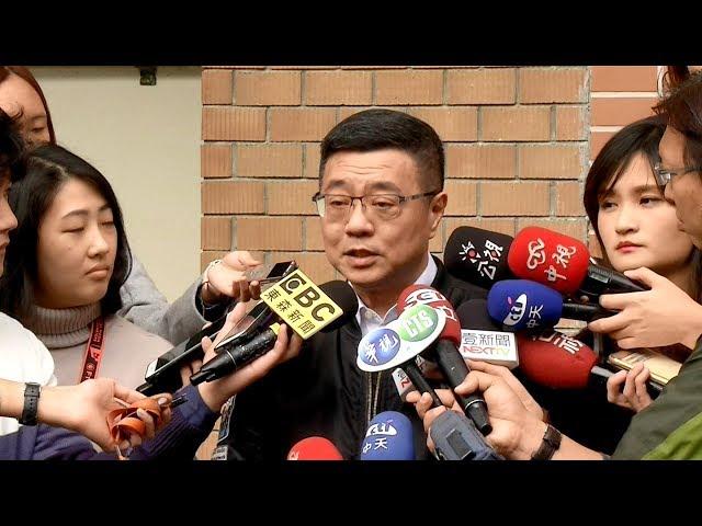 卓榮泰選黨主席 向吳乃仁溫情喊話