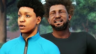 NBA 2k16 My Career Gameplay Ep. 2 - Bridges Sister in Opening Scene! Chew Gum on Court w/Mannerisms