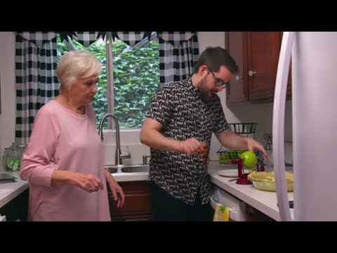 Pies Are Scary If You Don't Know What You're Doing with Ian Hecox | Sunday at Nana's