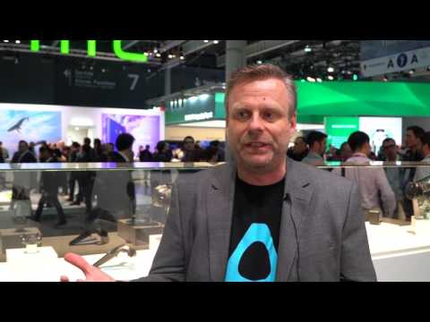 What is VR Commerce?  Peter Frølund, Vice president Europe, HTC Vive