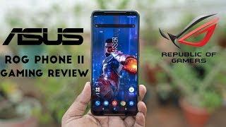ASUS ROG Phone 2 Gaming performance Review