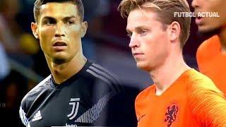 Cristiano Ronaldo vs Frenkie de Jong   Juventus vs Ajax 2019