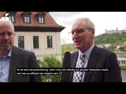 60. VKD-Jahrestagung -  Interview: IT-Perspective - American View on Health-IT - deutsch
