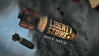 "Call of Duty: WWII - ""Liberty Strike"" Community Event Trailer"