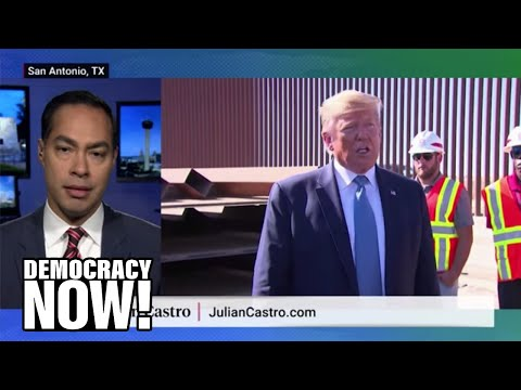 Julián Castro says Trump must be impeached: