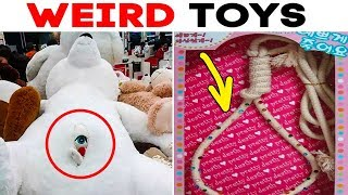 55 WEIRD TOYS YOU SHOULD NEVER SHOW TO YOUR KIDS