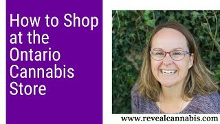 How to shop the Ontario Cannabis Store