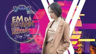 [Lyric] Em Đã Thấy Anh Cùng Người Ấy (#EDTACNA Lyric) - EDM Version - Hương Giang ft Pro.Duck V