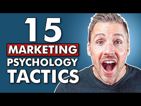 15 Psychological Marketing Triggers to MAKE PEOPLE BUY From YOU!