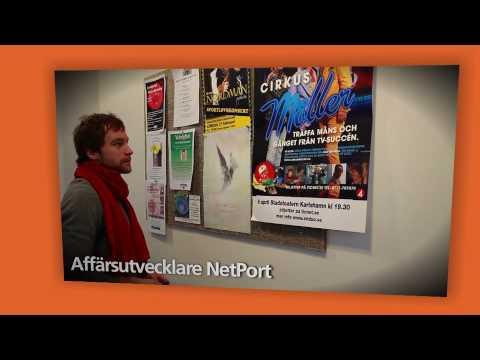 NetPort-dagen 2010 | Mats talar om NFC