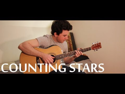 Baixar OneRepublic / Pitbull - Counting Stars / Timber (fingerstyle guitar cover by Peter Gergely) [TABS]
