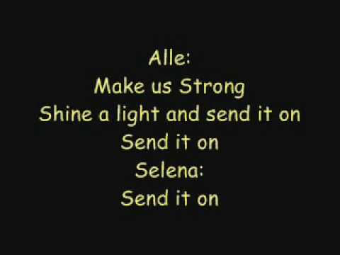 Baixar Jonas Brothers, Miley Cyrus, Demi Lovato & Selena Gomez - Send It On