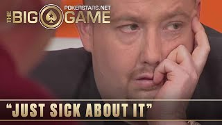The Big Game S1 ♠️ W4, E5 ♠️ Viffer ALL-IN BLUFF against Loose Cannon ♠️ PokerStars