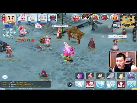 131.Shipdont Live Steam Ragnarok M eternal love เรตกิล  ล่าบอส pvp