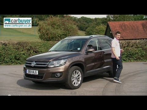 Volkswagen Tiguan On Motability Aberdeen Dunfermline